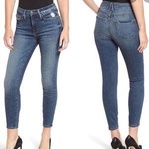 Good American Good Legs Crop Skinny Jeans   24